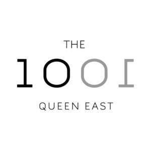 1001 Queen East - Logo